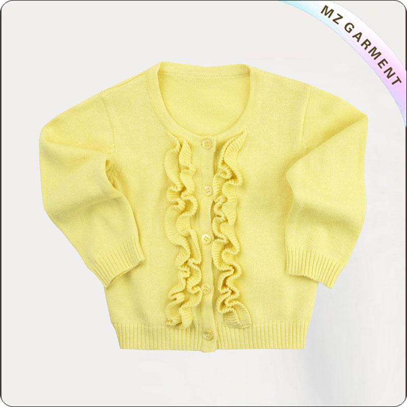 Baby Sunshine Cardigan