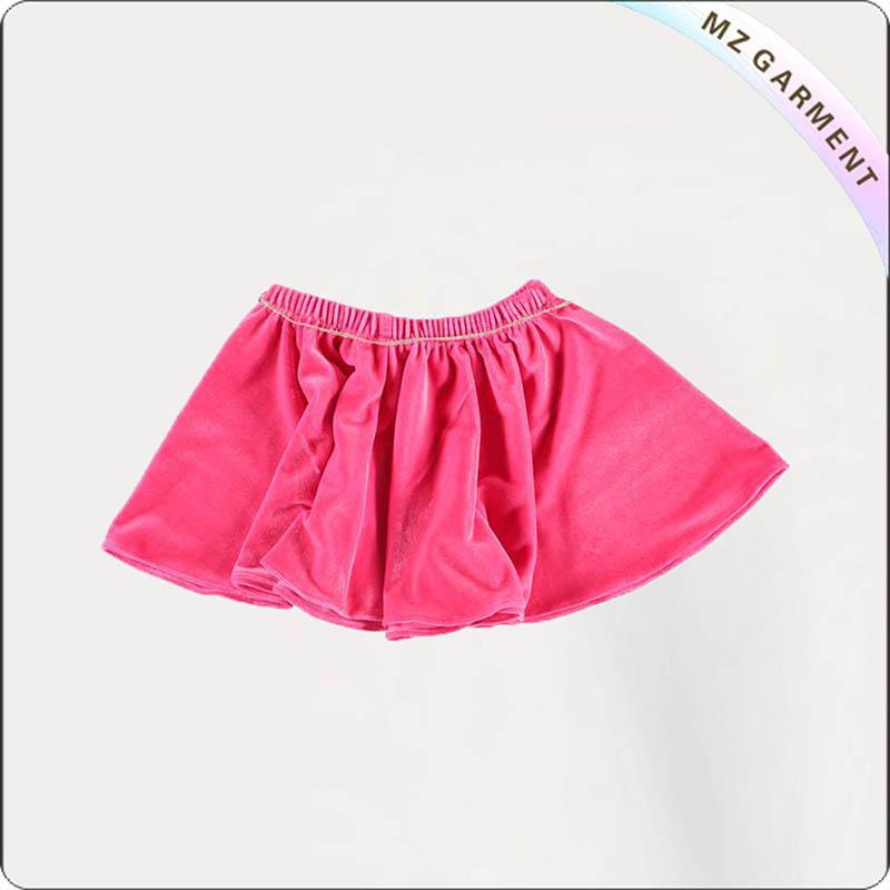Kids Cerise Skirt