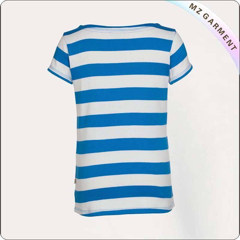 Boys Striped T-Shirt