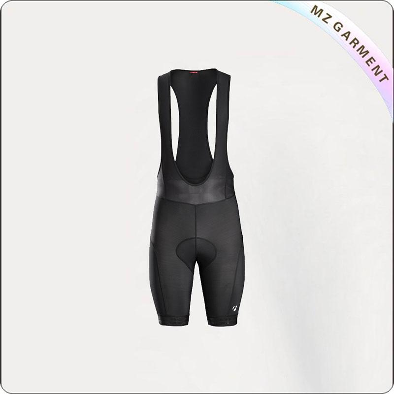Men's Black Jersey Shorts Cycling Wear