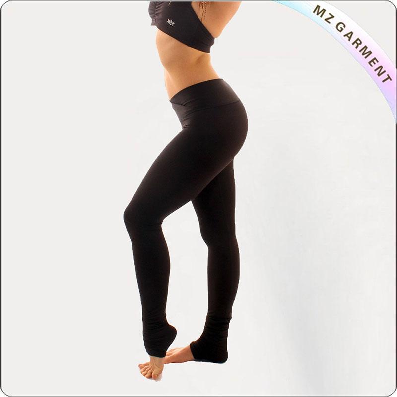Over Feet Yoga Wear