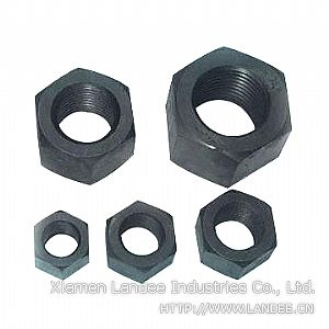 ГОСТ 5915-70 шестигранная гайка из углеродистой стали, DN (Dy) 7 мм х DN (Dy) 100 мм