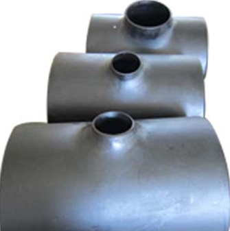 ГОСТ 17376-2001 переходный тройник из углеродистой стали, DN 600 мм х DN 150 мм, 17,48 мм х 7,11 мм