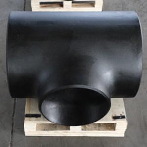 ГОСТ 17376-2001 тройник равнопроходной сваренный встык, DN (Dy) 400 мм х 300 мм х 400 мм, 12,7 м