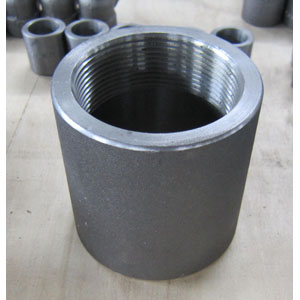 ASTM A105 Galvanized Full Coupling, ASME B16.11, DN100, PN400