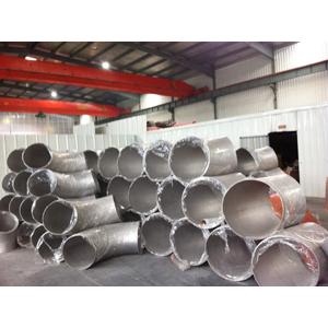45/90 Degree Long Radium Elbows, ASTM A403 WP316, AMSE B16.9, SCH 20