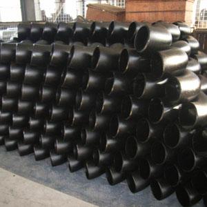 ASTM A234 WPB LR 90 D Elbows, ANSI B16.9, DN200, SCH 80, BE