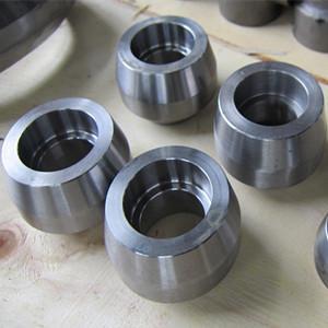 ASTM A182 F11 Sockolet, MSS-SP-97, DN200 X DN50, PN400, SW