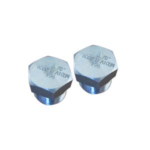 ASME/ANSI B16.11 Hex Plug, ASTM A105N, DN20, 6000#