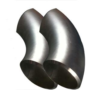 Duplex-SS ASTM A815 Elbow, LR, BW, 6 Inch, SCH 80