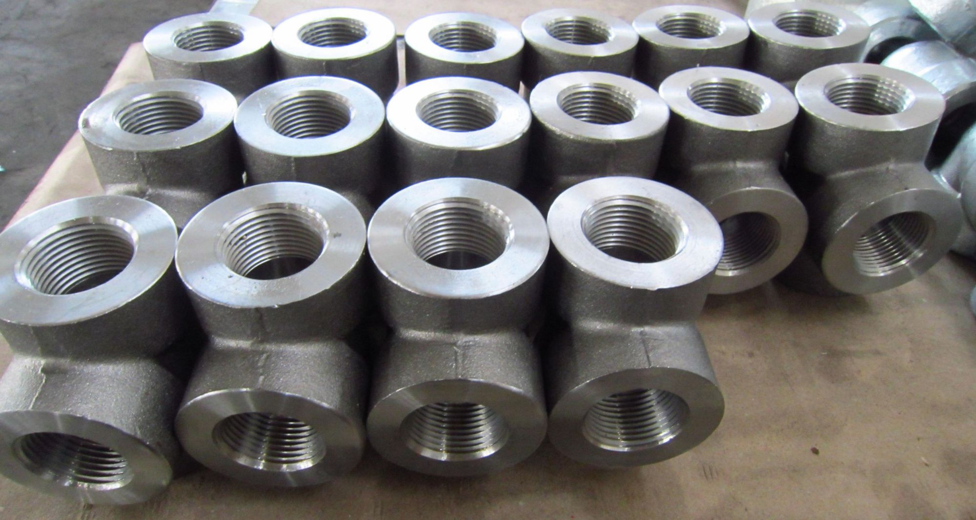 ASTM A105 Hexagon Plug, 3000 LB, 2 Inch, NPT Ends