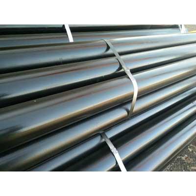 SCH 40 Black Steel Pipe, API 5L Gr.B, DN250, SCH 40, L 6m