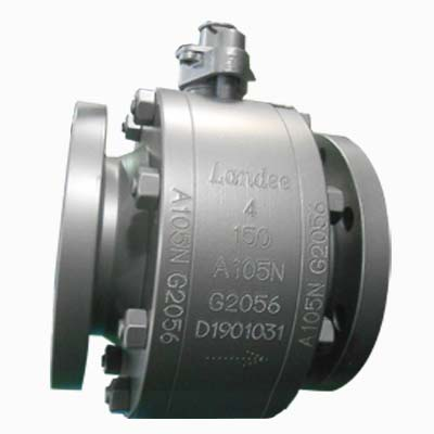 API 607球阀,ASTM A105N,SS 316球,4英寸,150LB,RF