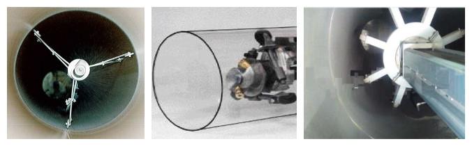 Steel Pipe Shot Blasting Machine Details